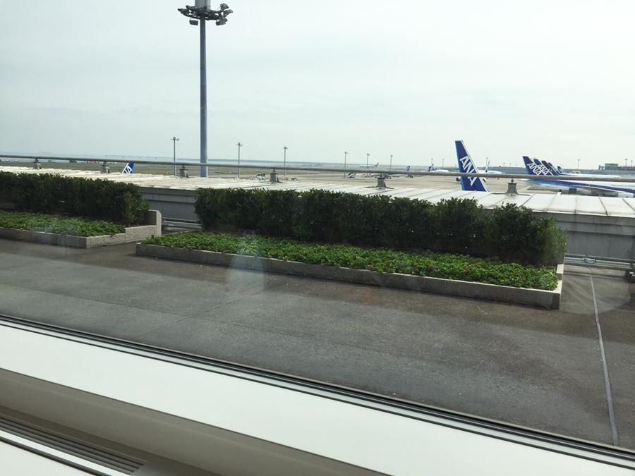 第2旅客ターミナルPOWER LOUNGE NORTH